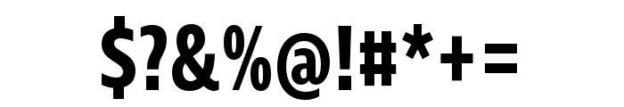 Ingra Wd SemiBold Font OTHER CHARS