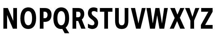 Ingra Wd SemiBold Font UPPERCASE