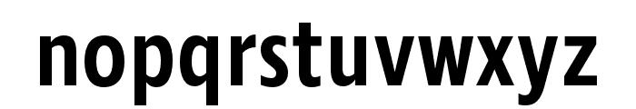 Ingra Wd SemiBold Font LOWERCASE