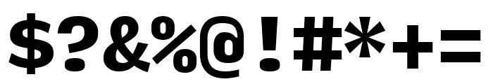 Input Mono Narrow Black Font OTHER CHARS