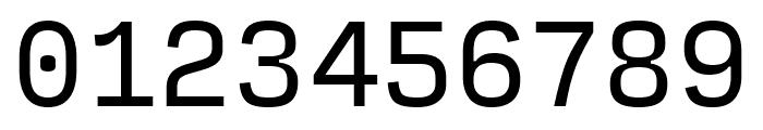 Input Mono Narrow Regular Font OTHER CHARS