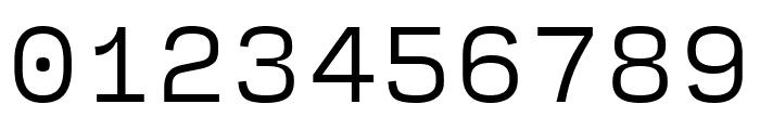Input Sans Narrow Light Font OTHER CHARS