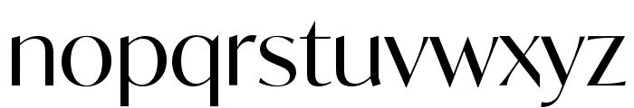 IvyMode Regular Font LOWERCASE