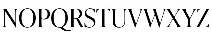 IvyPresto Display Light Font UPPERCASE
