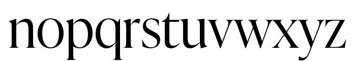 IvyPresto Display Light Font LOWERCASE