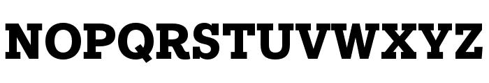 IvyStyle TW Bold Font UPPERCASE