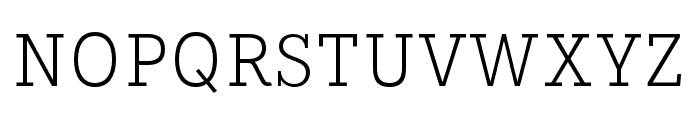 IvyStyle TW Light Font UPPERCASE