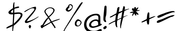 Jakob Light Font OTHER CHARS