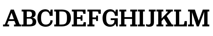 Jubilat Medium Font UPPERCASE