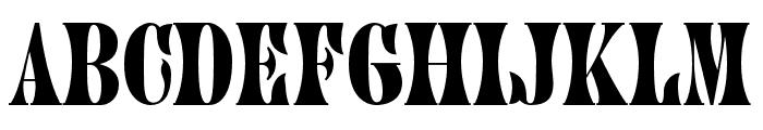 Juniper Std Medium Font UPPERCASE