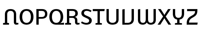 Karbid Pro Medium Font UPPERCASE