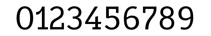 Karbid Slab Pro Regular Font OTHER CHARS