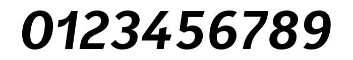 Karbid Text Pro Bold Italic Font OTHER CHARS