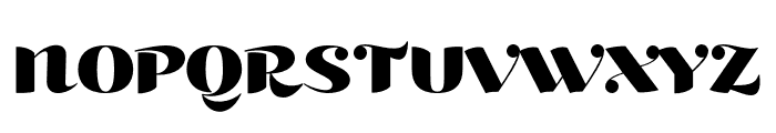 Kari Pro Regular Font UPPERCASE