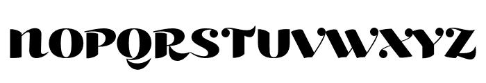 Kari Pro Wide Font UPPERCASE