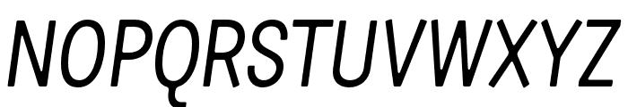 Katarine Italic Font UPPERCASE