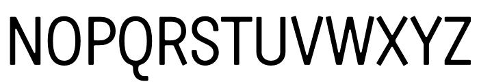 Katarine Regular Font UPPERCASE