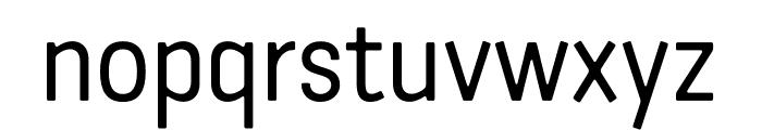 Katarine Regular Font LOWERCASE