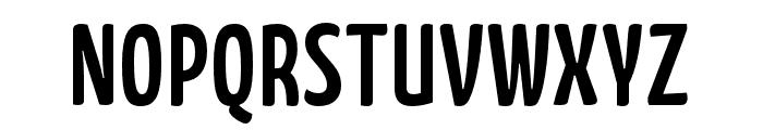 Kava Pro Bold Font UPPERCASE