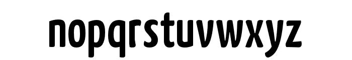 Kava Pro Bold Font LOWERCASE
