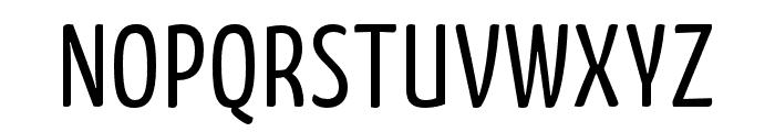 Kava Pro Regular Font UPPERCASE
