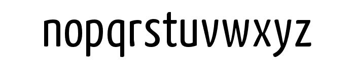 Kava Pro Regular Font LOWERCASE
