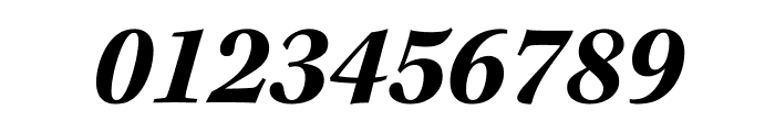 Kepler Std Bold Italic Display Font OTHER CHARS