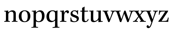 Kepler Std Extended Caption Font LOWERCASE