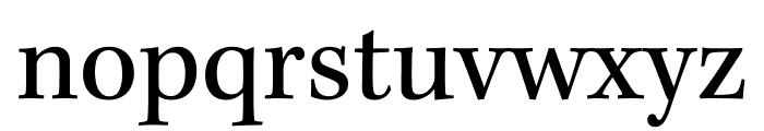 Kepler Std Extended Display Font LOWERCASE