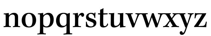 Kepler Std Medium Extended Subhead Font LOWERCASE