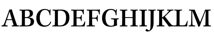 Kepler Std Medium Semicondensed Subhead Font UPPERCASE