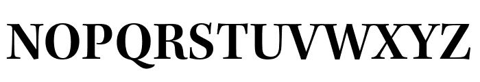 Kepler Std Semibold Condensed Subhead Font UPPERCASE