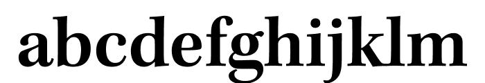 Kepler Std Semibold Condensed Subhead Font LOWERCASE