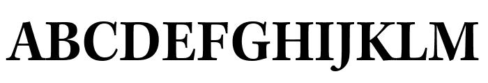 Kepler Std Semibold Extended Font UPPERCASE