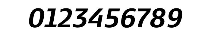 Kobenhavn C Bold Italic Font OTHER CHARS