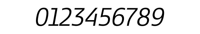 Kobenhavn C Book Italic Font OTHER CHARS