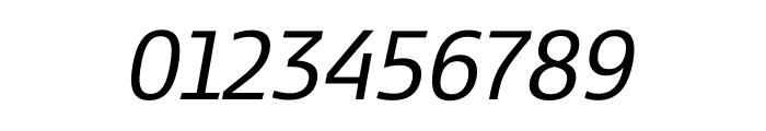 Kobenhavn CS Regular Italic Font OTHER CHARS