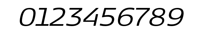 Kobenhavn Sans Regular Italic Font OTHER CHARS