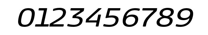 Kobenhavn SemiBold Italic Font OTHER CHARS