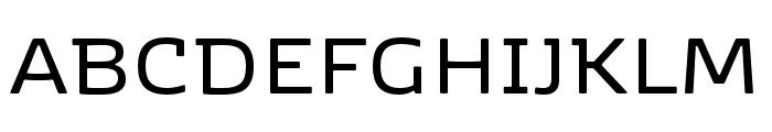 Kobenhavn SemiBold Font UPPERCASE