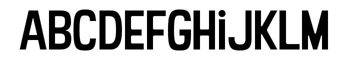KonTikiJF Aloha Font LOWERCASE