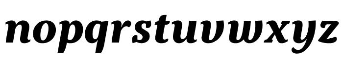 Kopius Bold Italic Font LOWERCASE