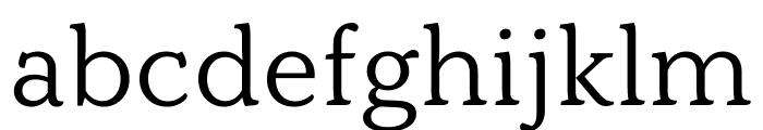 Kopius Extras Labels Font LOWERCASE