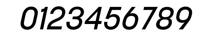Korolev Rounded Medium Italic Font OTHER CHARS