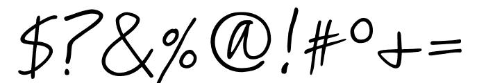 Kremlin Pro Regular Font OTHER CHARS