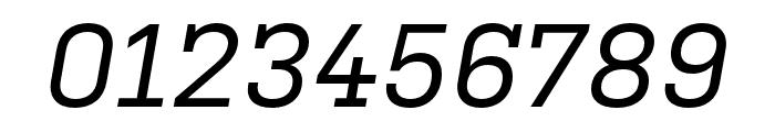 Kulturista Medium Italic Font OTHER CHARS