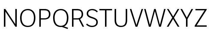 LFT Etica Book Italic Font UPPERCASE