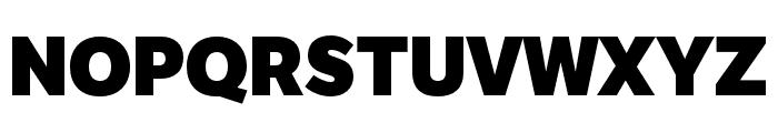 LFT Etica Compressed ExtraBold Font UPPERCASE