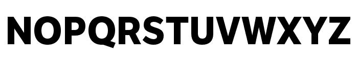 LFT Etica Condensed Bold Font UPPERCASE