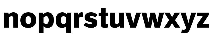 LFT Etica Condensed Bold Font LOWERCASE
